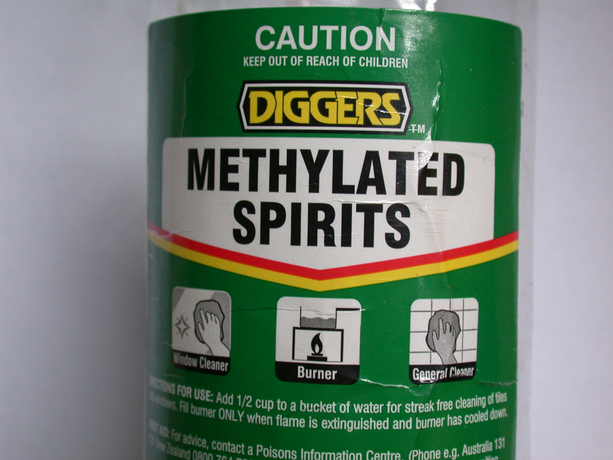 how to prepare methylated spirit